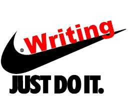 Writing just do it
