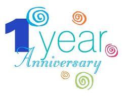 1 year of blog