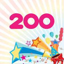 Yay I just hit 200 followers on this blog!!!